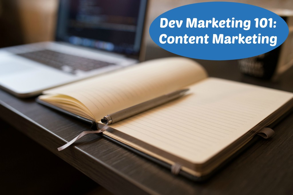 Dev Content Marketing