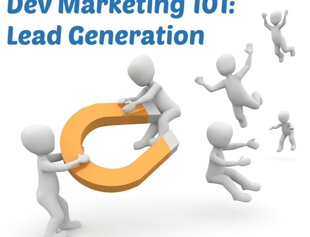 Dev Marketing 101: Lead Generation