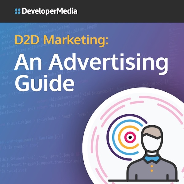 D2D Marketing e-book cover image