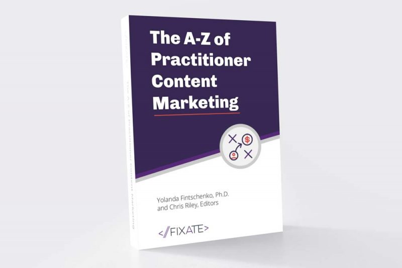 A-Z of Practitioner Marketing Book Cover