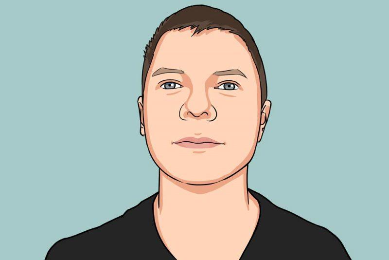 Developer James Mullineux