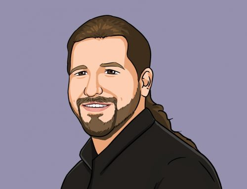 """Meet the Developer: Introducing Ted """"Be Straight With Me"""" Neward"""