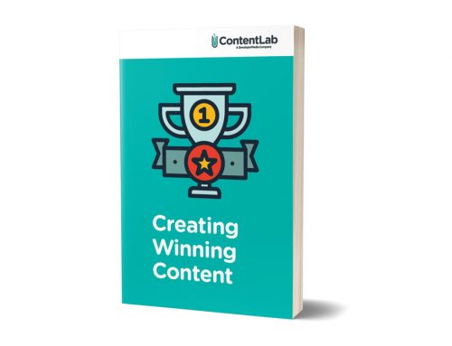Download the Creating Winning Content Ebook