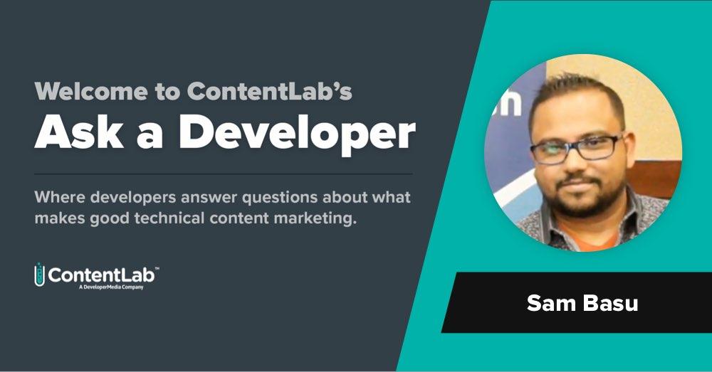 Ask a Developer - Sam Basu