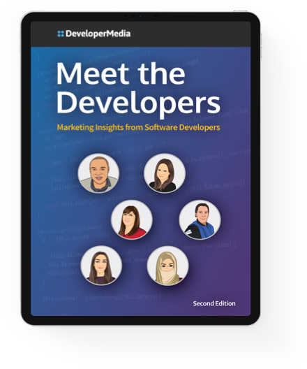 2021 Meet the Developers cover