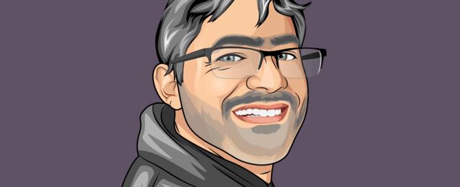Developer William Springer profile illustration